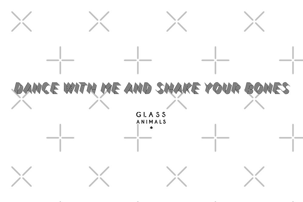 Black Mambo - Glass Animals by yourlocalltyler