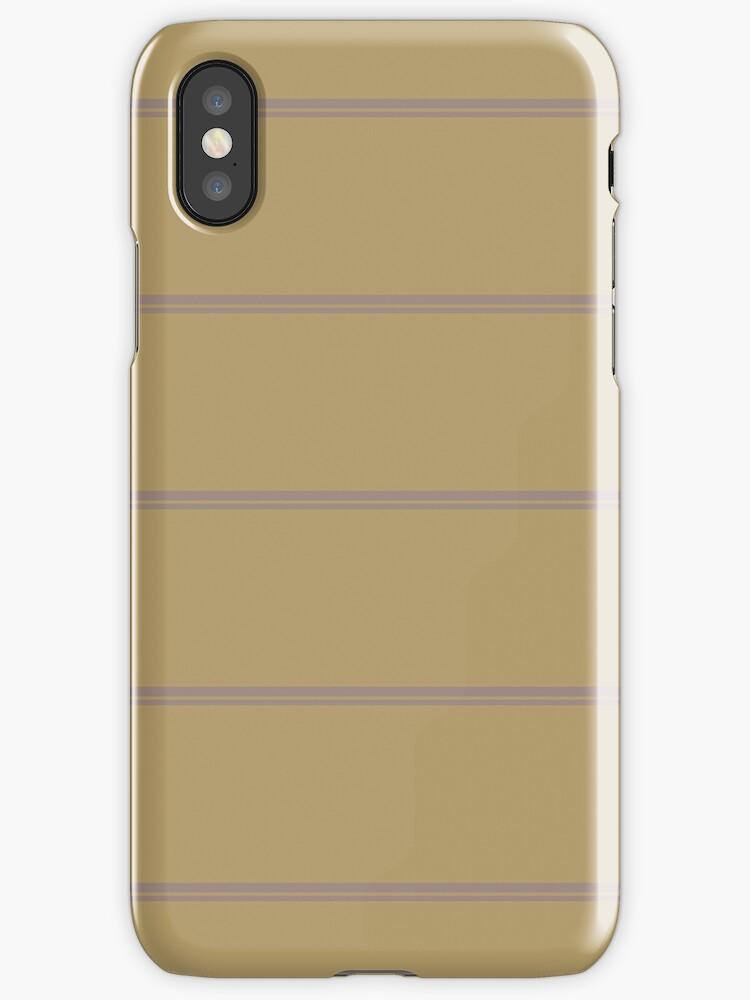 Tan/Brown Double Stripes by sidebar