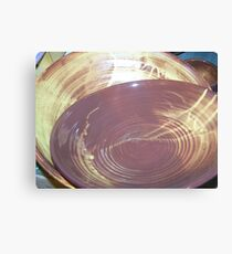 Pottery... Canvas Print