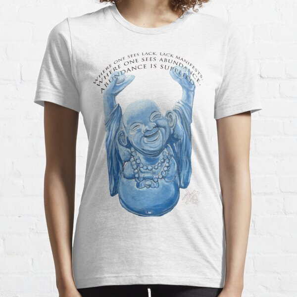 Abundance Buddha Essential T-Shirt