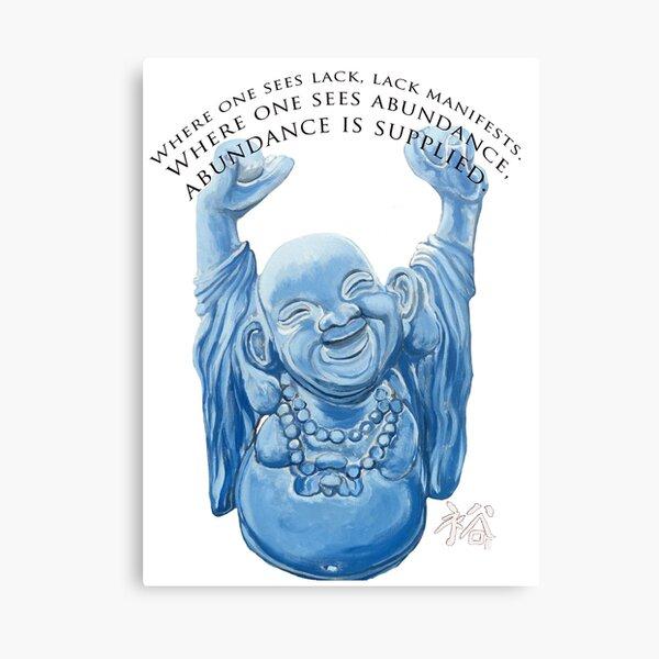 Abundance Buddha Canvas Print