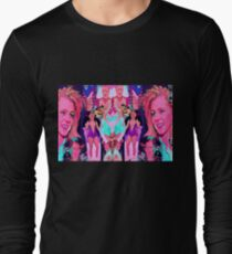 Tonya Harding Long Sleeve T-Shirt