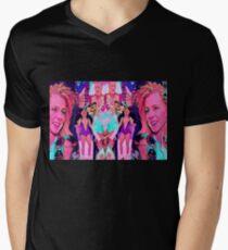 Tonya Harding V-Neck T-Shirt