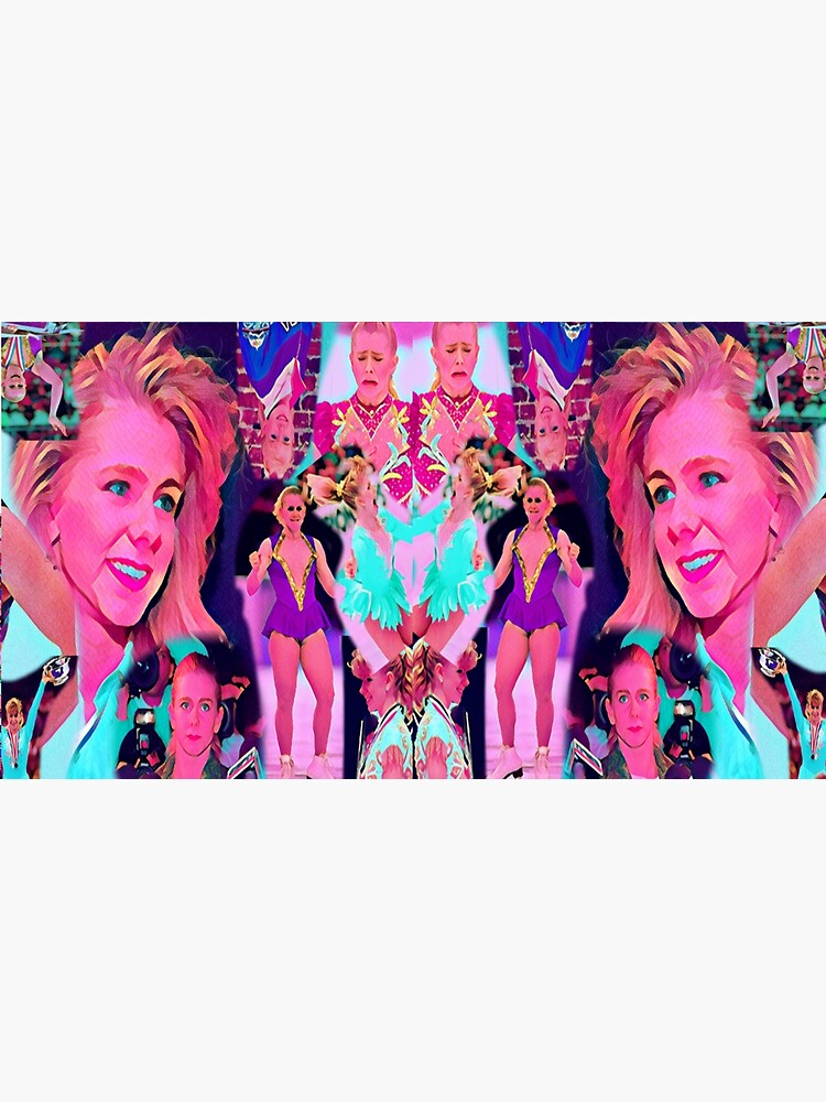 Tonya Harding by joanwaters