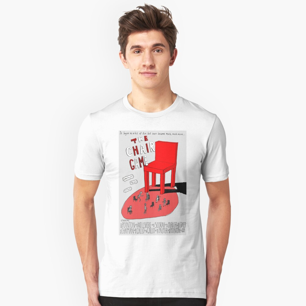 The Chair Game Unisex T-Shirt Front
