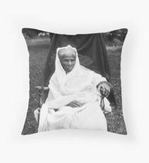 Harriet Tubman Foto, 1911 Dekokissen