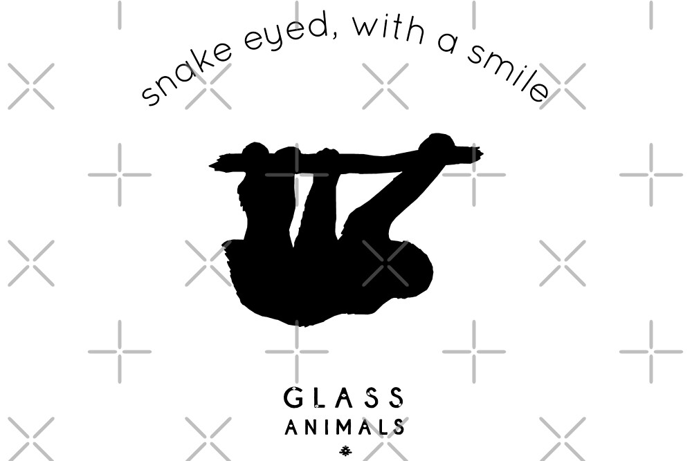 Black Mambo - Glass Animals by yourlocalltyler