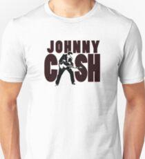 Johnny Cash Logo Unisex T-Shirt