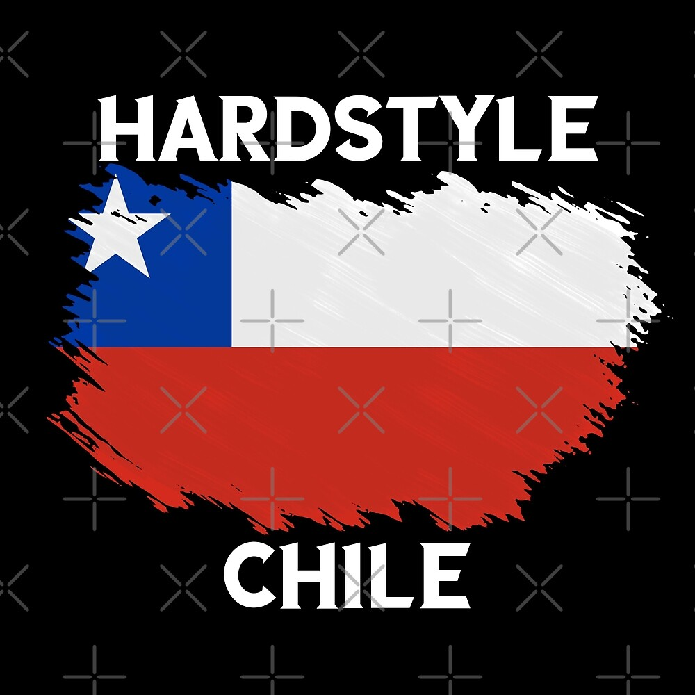 Hardstyle Chile | Hardstyle Merchandise by Team150Designz
