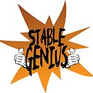 Who is a Stable Genius? This Guy! by MythInkBooks