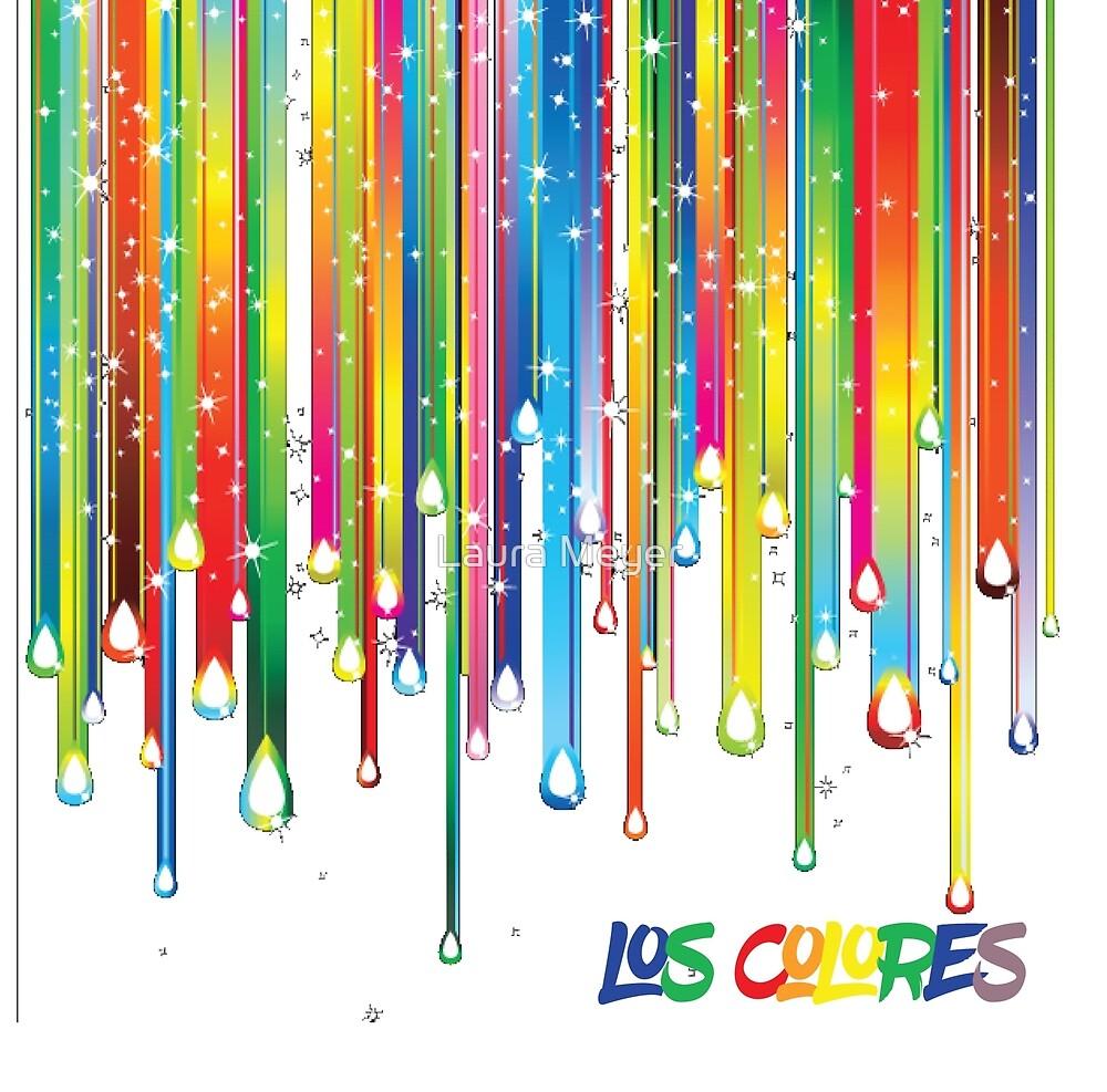 Los Colores by Laura Meyer