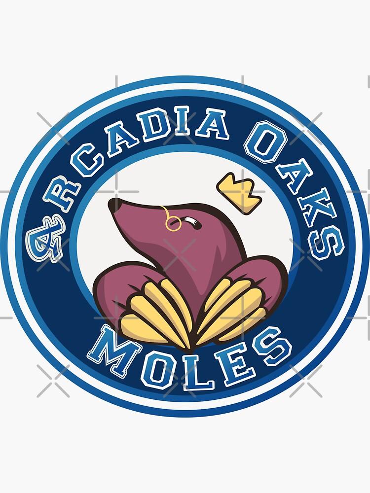 Arcadia Oaks Moles by GinKadia