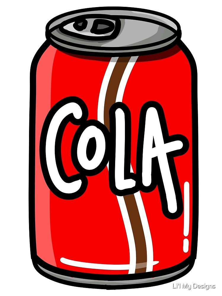 Cola by Li'l My Designs