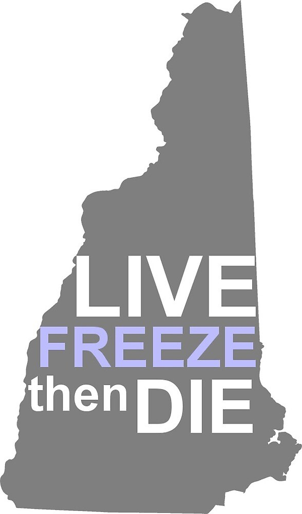 Live Freeze Then Die by Alvur