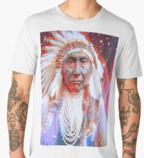 Crazy Horse Men's Premium T-Shirt