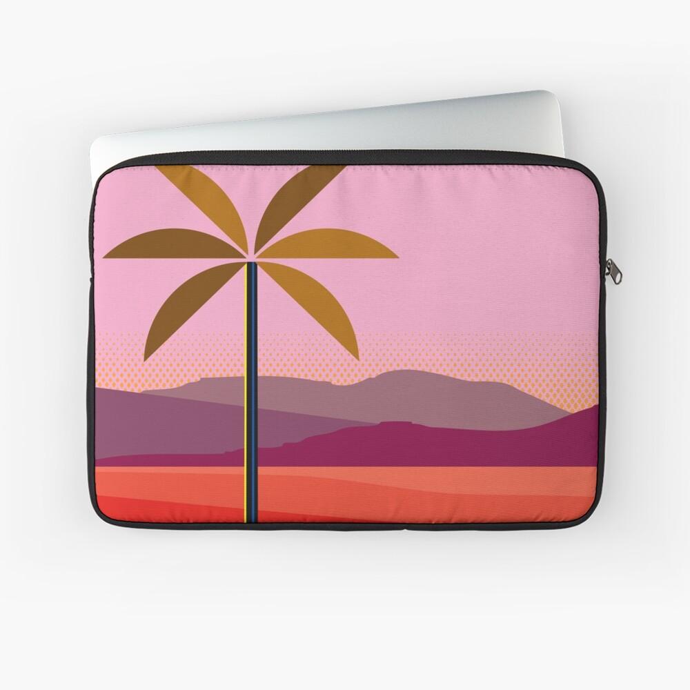 Phoenix Arizona Travel Poster Laptop Sleeve