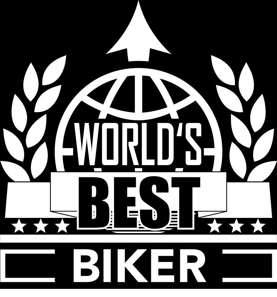 World's Best Biker by RavoNeo