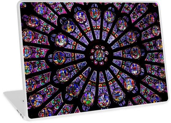 «Notre Dame Rose Window» de Sara Fideler