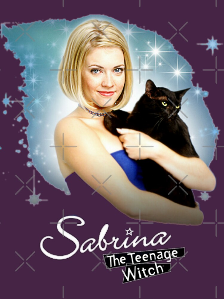 Sabrina the Teenage Witch by benj44