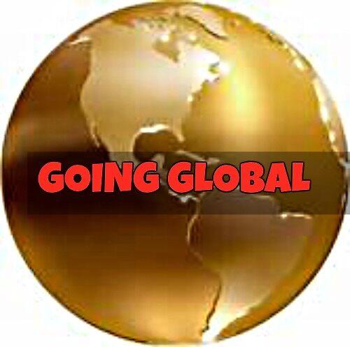 Golden Going Global by XAllen86