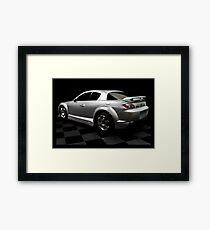 Toy Mazda Framed Print