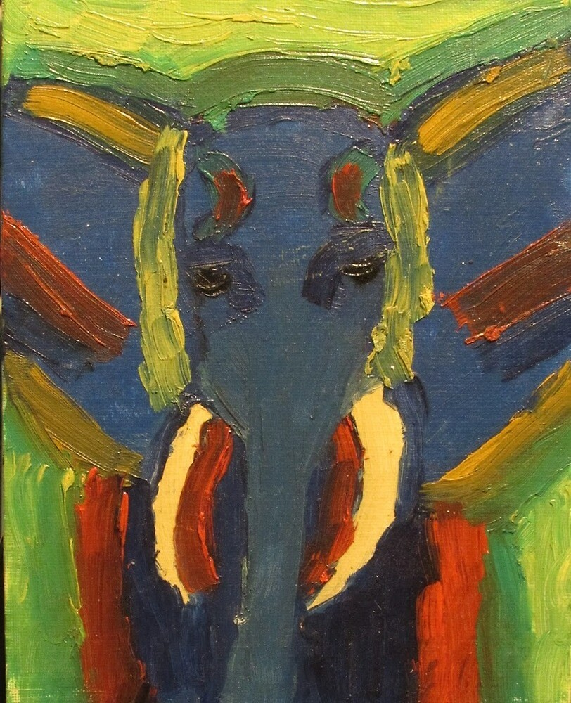 spirit of the elephant by Sophia Russell