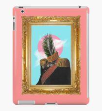 PALM MAN (Framed). iPad Case/Skin