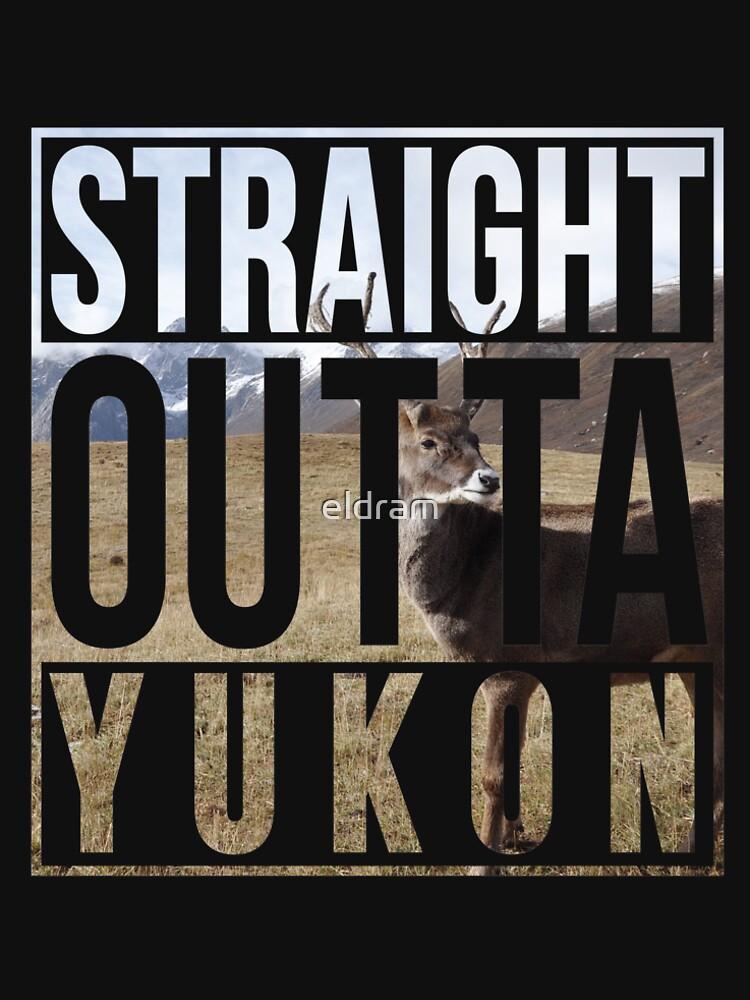 Straight Outta Yukon by eldram