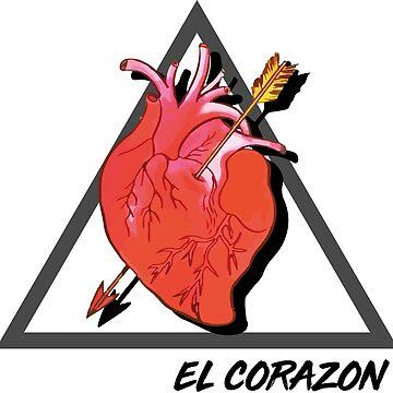El corazon - The heart by ichindenshin