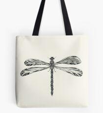 Libelle in Einsamkeit Tasche