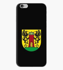 Wolgast coat of arms, Germany iPhone Case