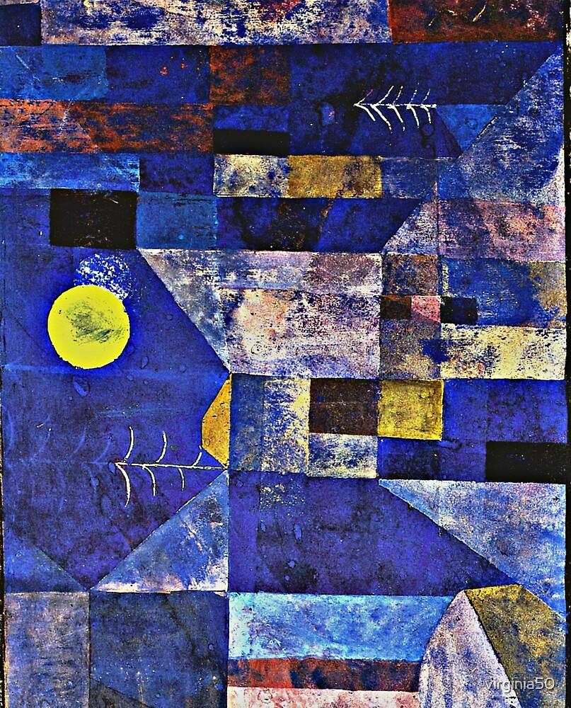 Klee - Moonlight by virginia50