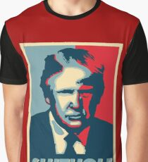 Trump Is A Shithole Anti Racism T Shirt Graphic T-Shirt