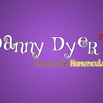 Danny Dyer's Chocolate Humunculus  by GRAFTA