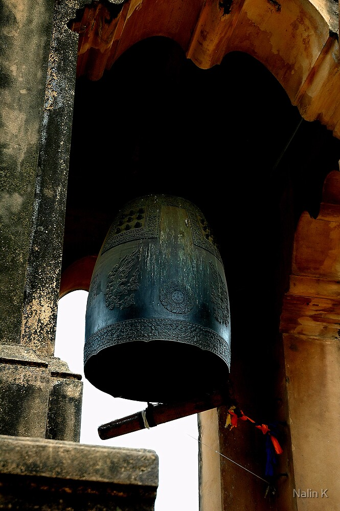 Old Bell  by Nalin K
