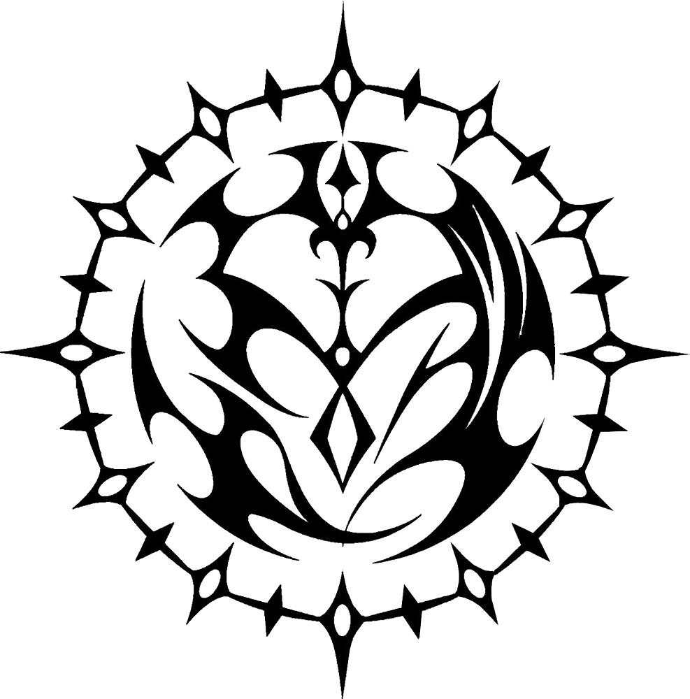 Pandora Hearts Watch logo by wjjdo