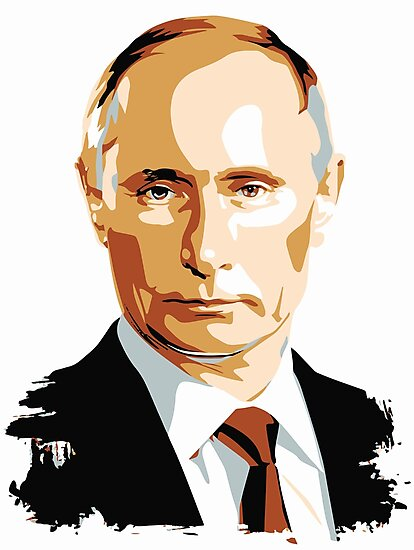 Putin The President Of Russia by Igor Drondin
