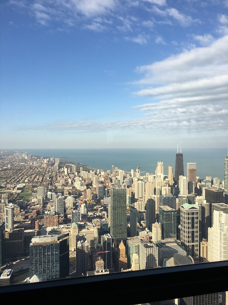 chi-town by Danielle  Hunckler
