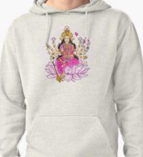 Indian goddess Shakti, sketch  Pullover Hoodie