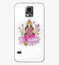 Indian goddess Shakti, sketch  Case/Skin for Samsung Galaxy