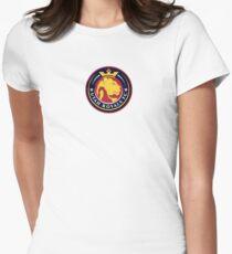 UTAH ROYALS FC NWSL FAN GEAR Women's Fitted T-Shirt