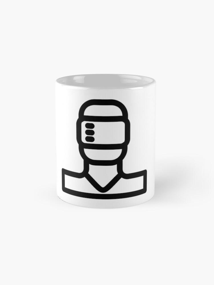Alternate view of Virtual Reality Mug