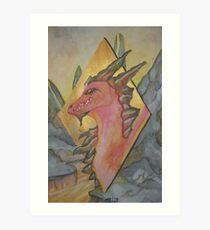 Lord Valian Art Print