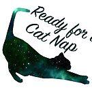 Cat Nap by schlarr