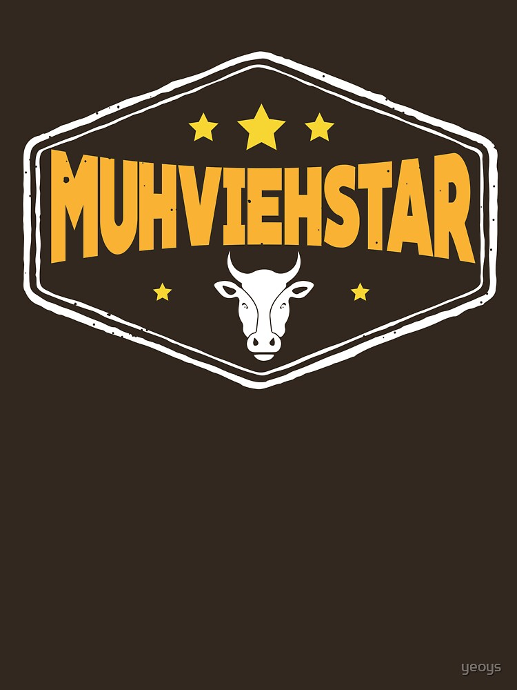 Muhviehstar Funny Word Game - Funny Hollywood Humor Gift by yeoys