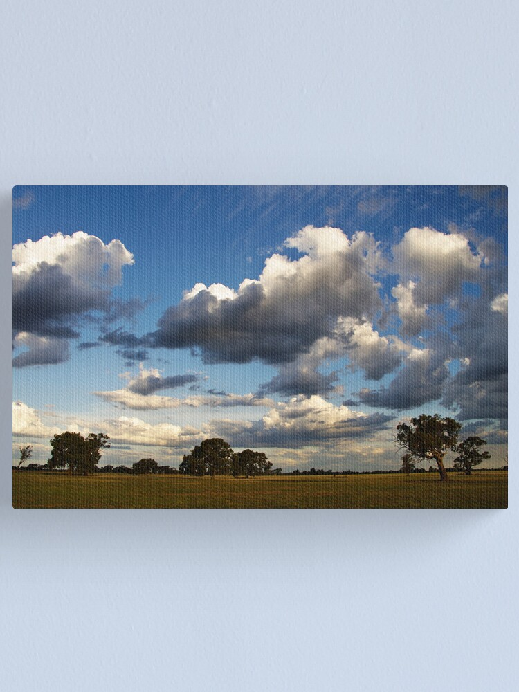 Alternate view of Reach for the sky Canvas Print