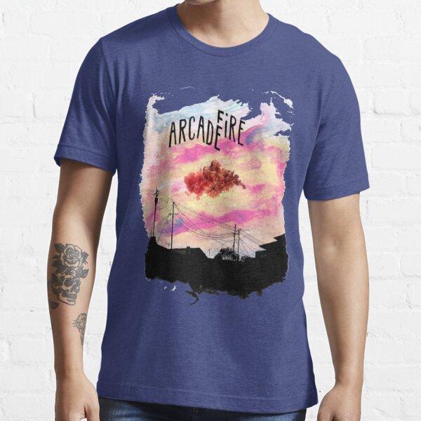 Arcade Fire Suburbs Essential T-Shirt