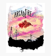 Arcade Fire Suburbs Photographic Print