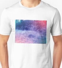 Moire Shrubbery Unisex T-Shirt