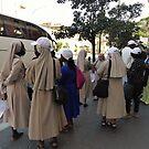 Nuns In Baseball Caps............................Rome by Fara